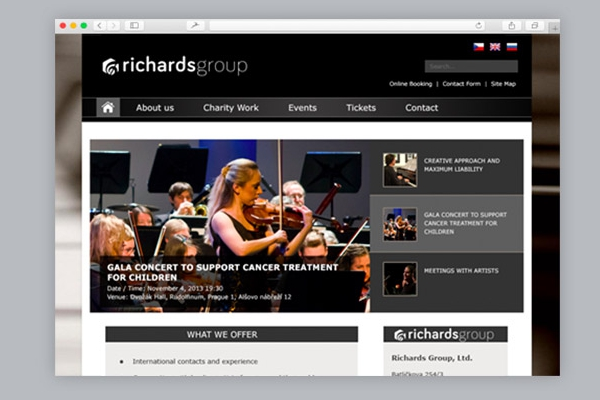 Richards Group s.r.o.